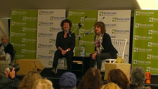 Jeanette Winterson and Susie Orbach in conversation on 'Creativity and Craziness.'